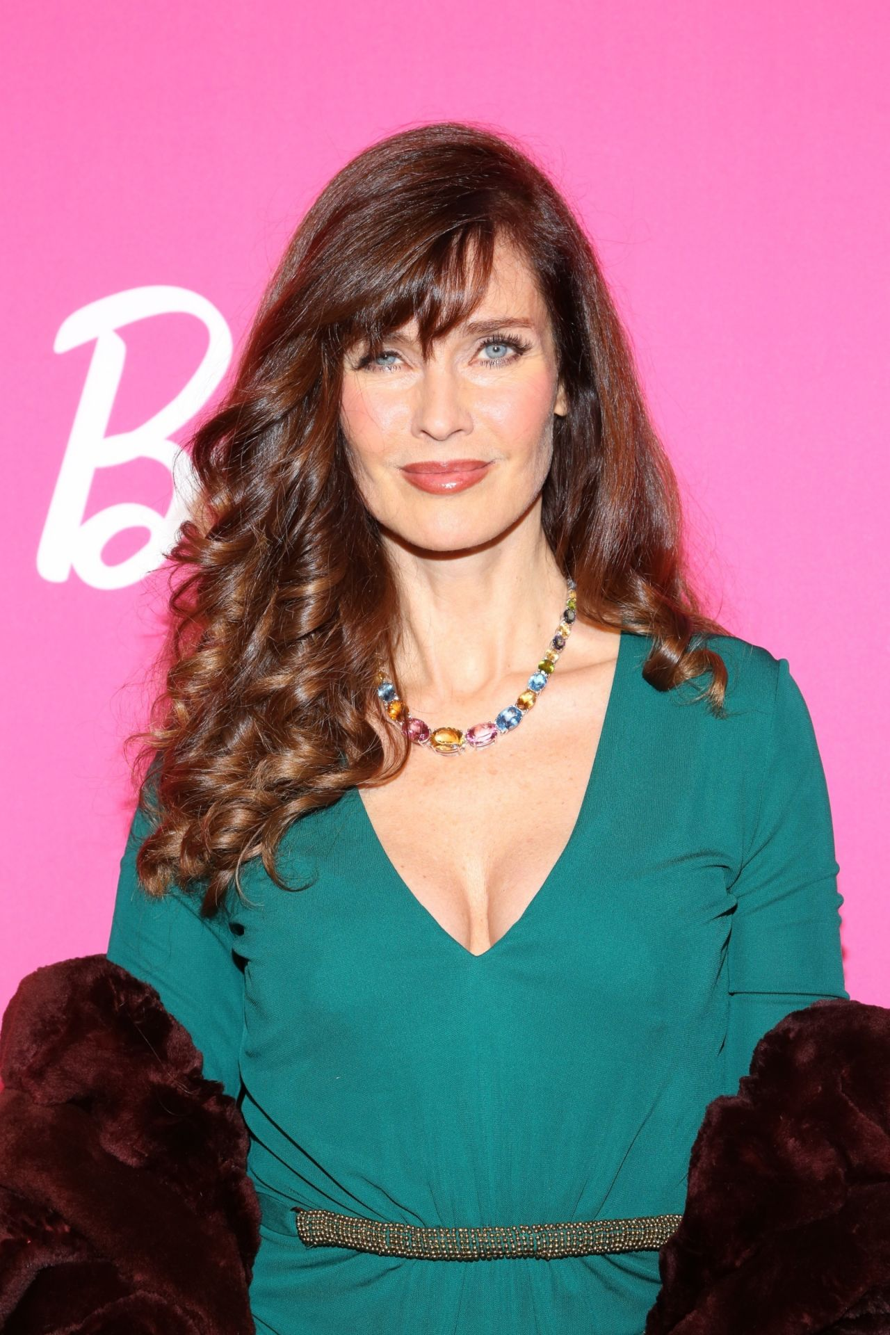Carol Alt - SI Swimsuit 50th Anniversary Party – February ... | 1280 x 1920 jpeg 314kB