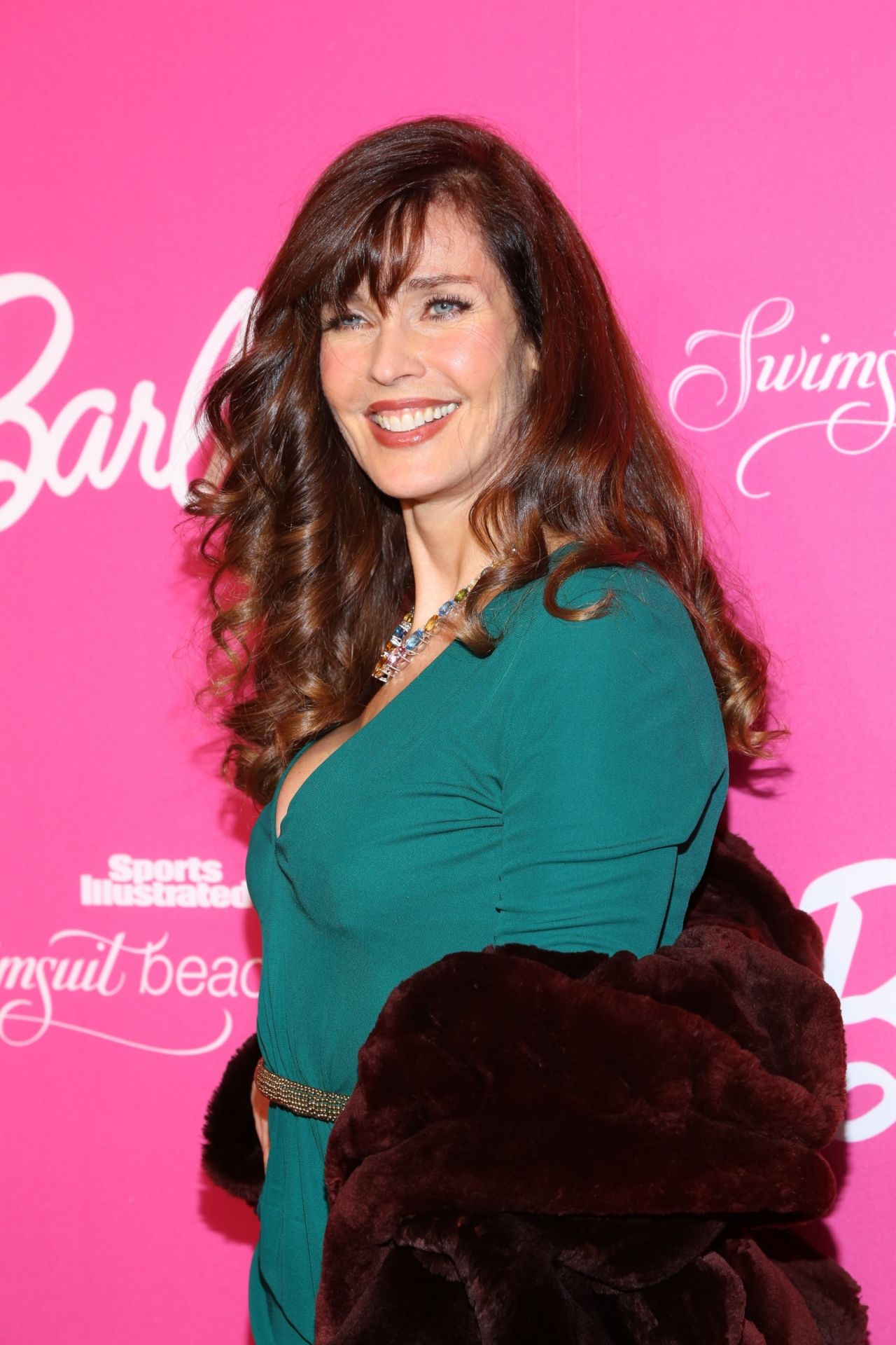 Carol Alt - SI Swimsuit 50th Anniversary Party – February ... | 1280 x 1920 jpeg 246kB