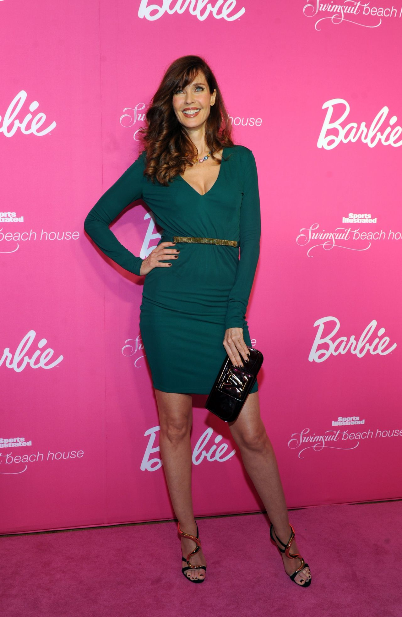 Carol Alt - Sports Illustrated Swimsuit 50th Anniversary Party – February 2014