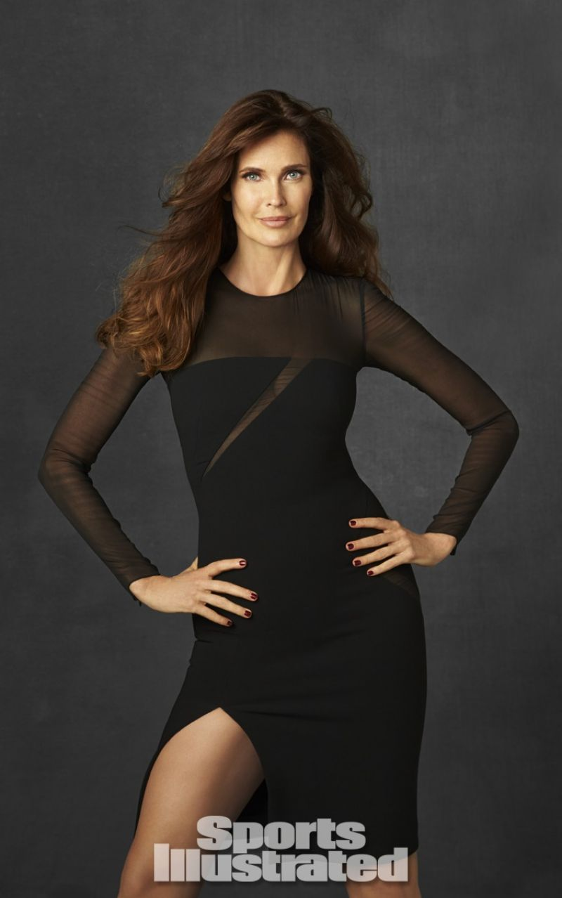 Carol Alt - Sports Illustrated Swimsuit Legends 2014