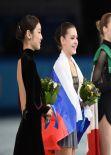 Carolina Kostner - Women's Figure Skating Free Program – 2014 Sochi Winter Olympics