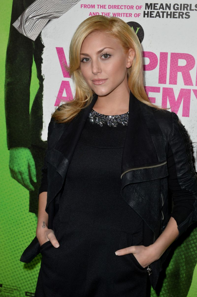 Cassie Scerbo - VAMPIRE ACADEMY Premiere in Los Angeles