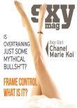 Chanel Marie Koi – SXY Mag Magazine – Issue 46, 2014