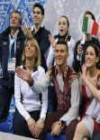 Charlène Guignard - Sochi 2014 Winter Olympics - Team Ice Dance Free Dance