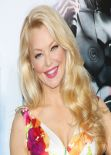 Charlotte Ross in a Floral Dress - ROBOCOP Premiere at the TCL Chinese Theatre in Hollywood