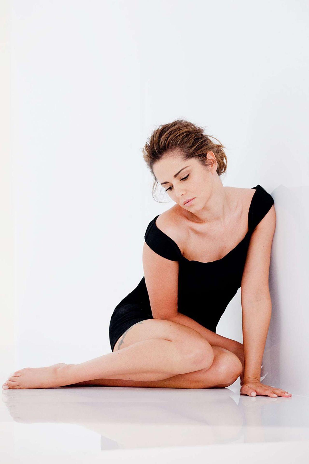 Cheryl Cole Charlotte Medlicott Photoshoot
