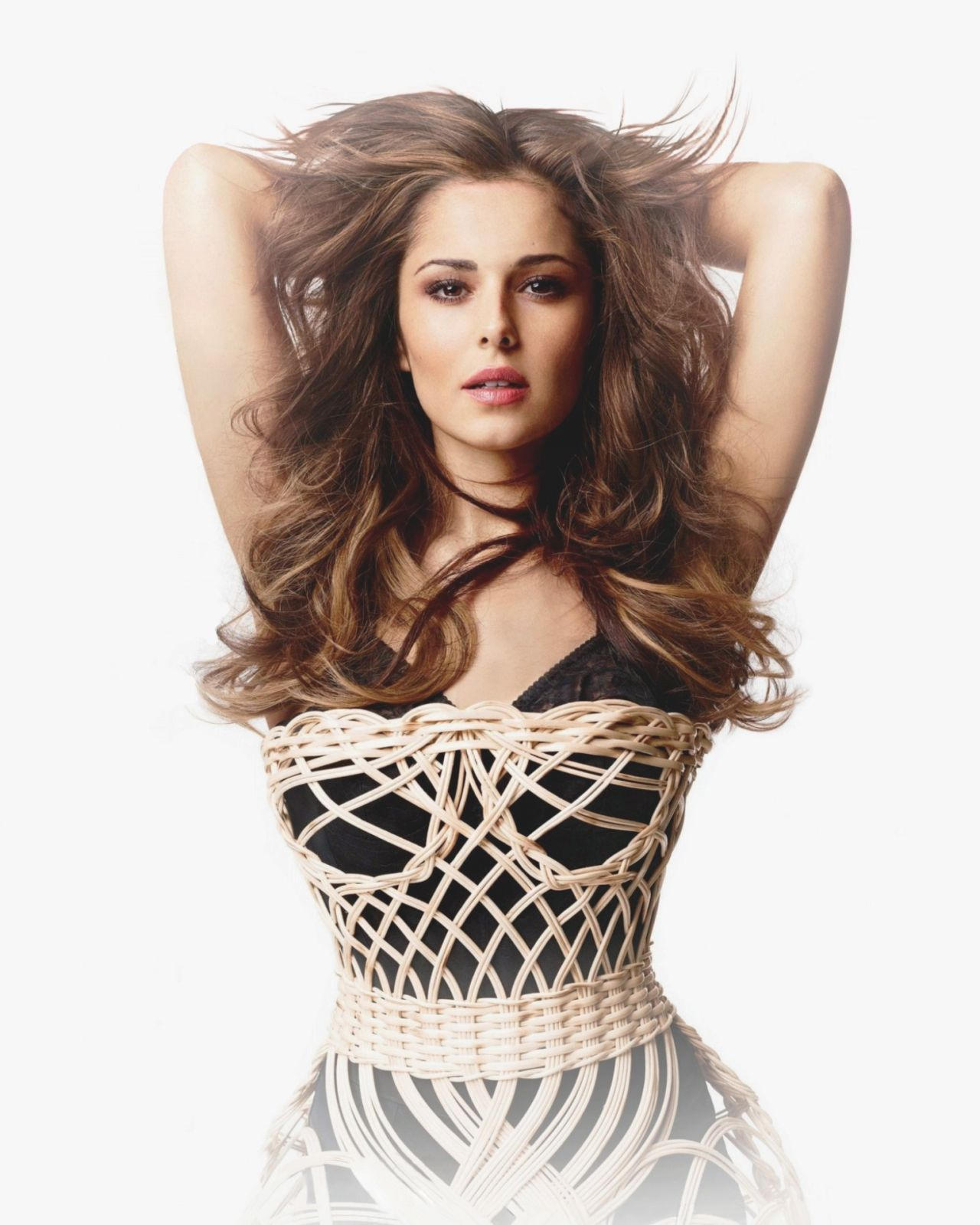 Cheryl Cole Photoshoot (David Vasiljevic)