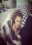 Cheryl Cole Twitter Instagram Facebook Photos - February 2014 Collection