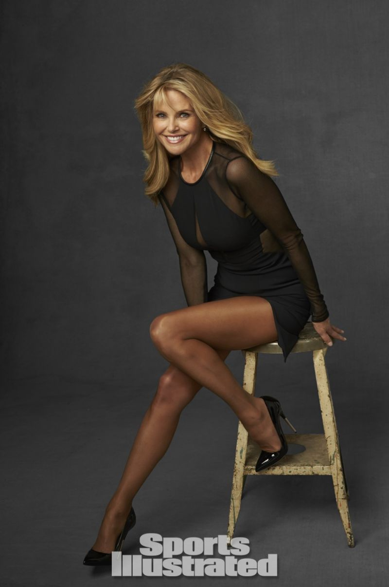 Christie Brinkley - Sports Illustrated 2014 Legends