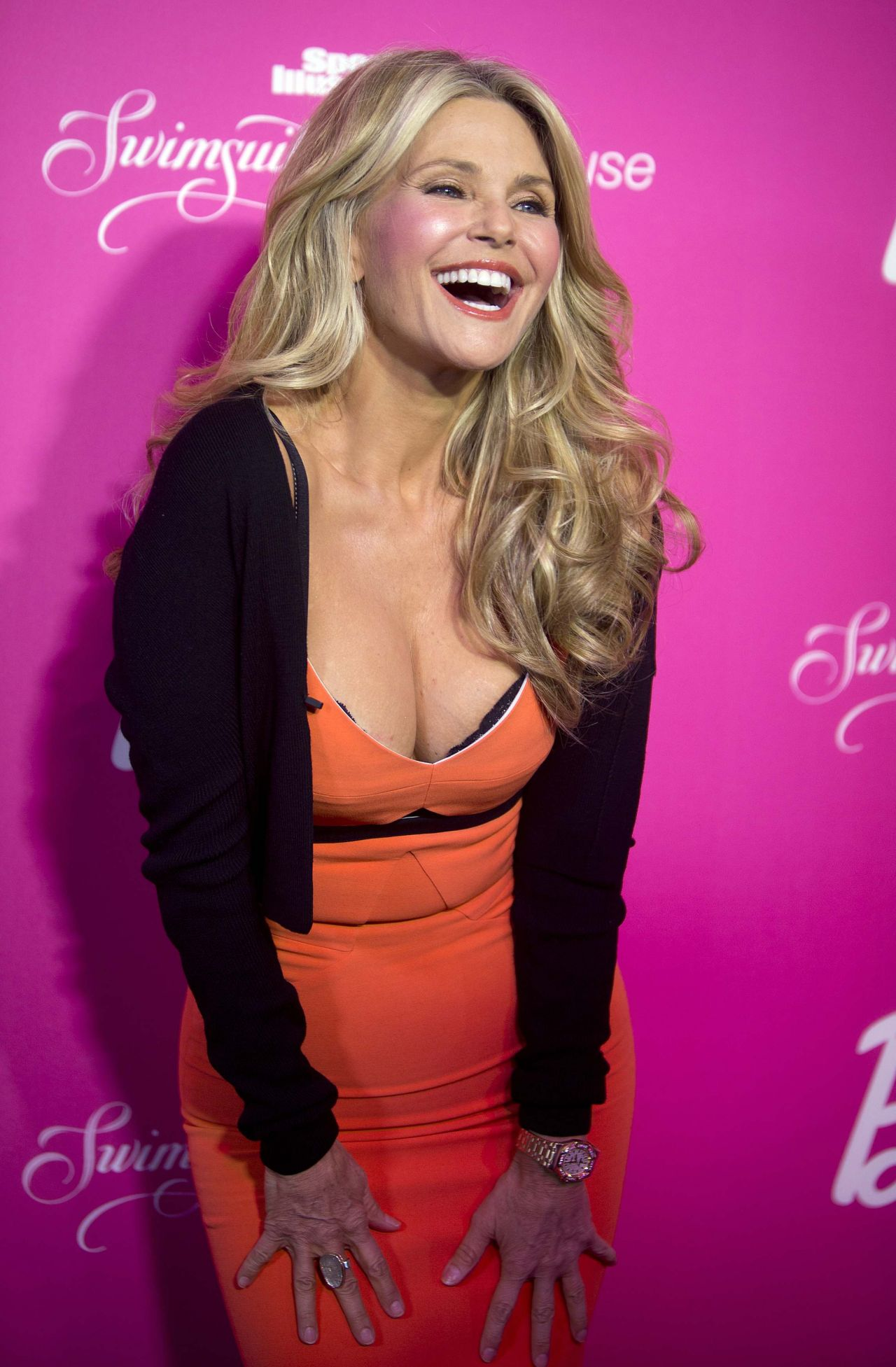 Christie Brinkley Sports Illustrated Swimsuit 50th