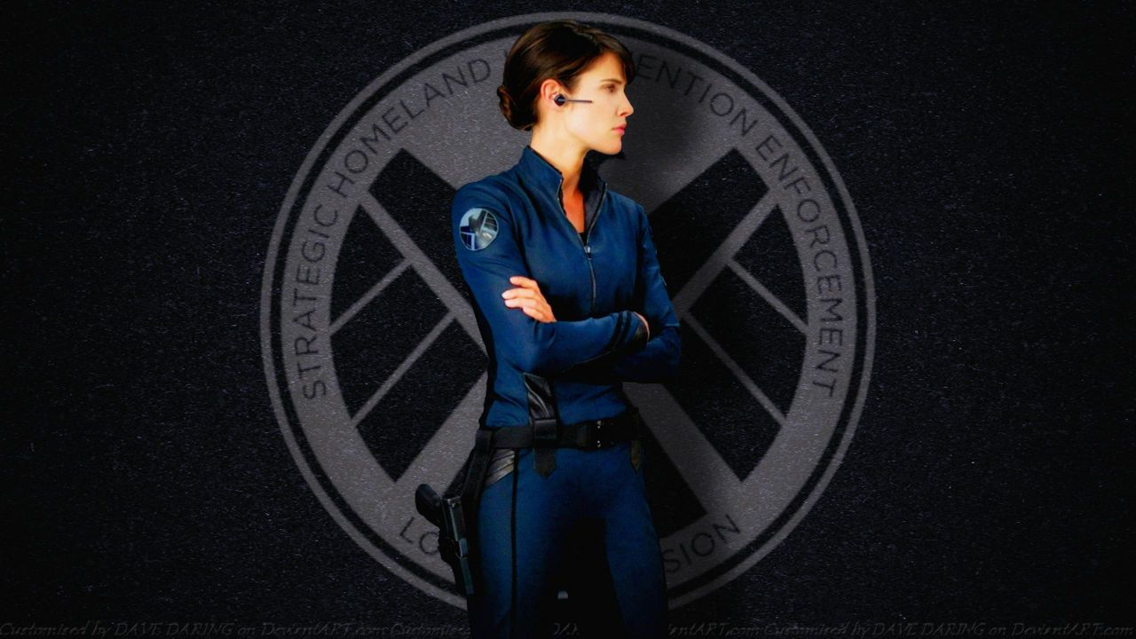 Cobie Smulder - Agent Maria Hill Wallpapers (+4)