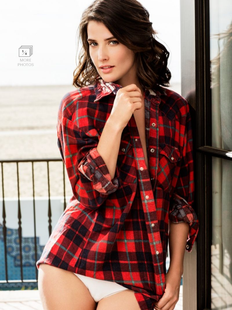 Cobie Smulders - Esquire Magazine - March 2014 Issue