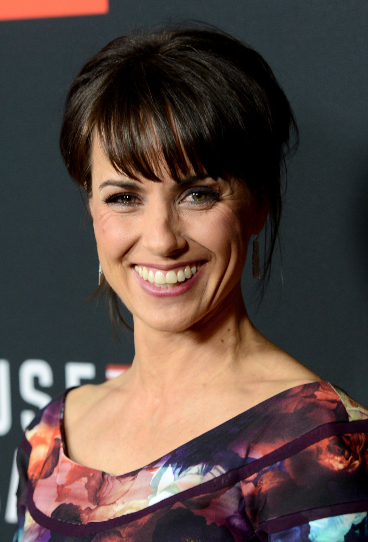 Constance Zimmer House Of Cards Season 2 Screening In