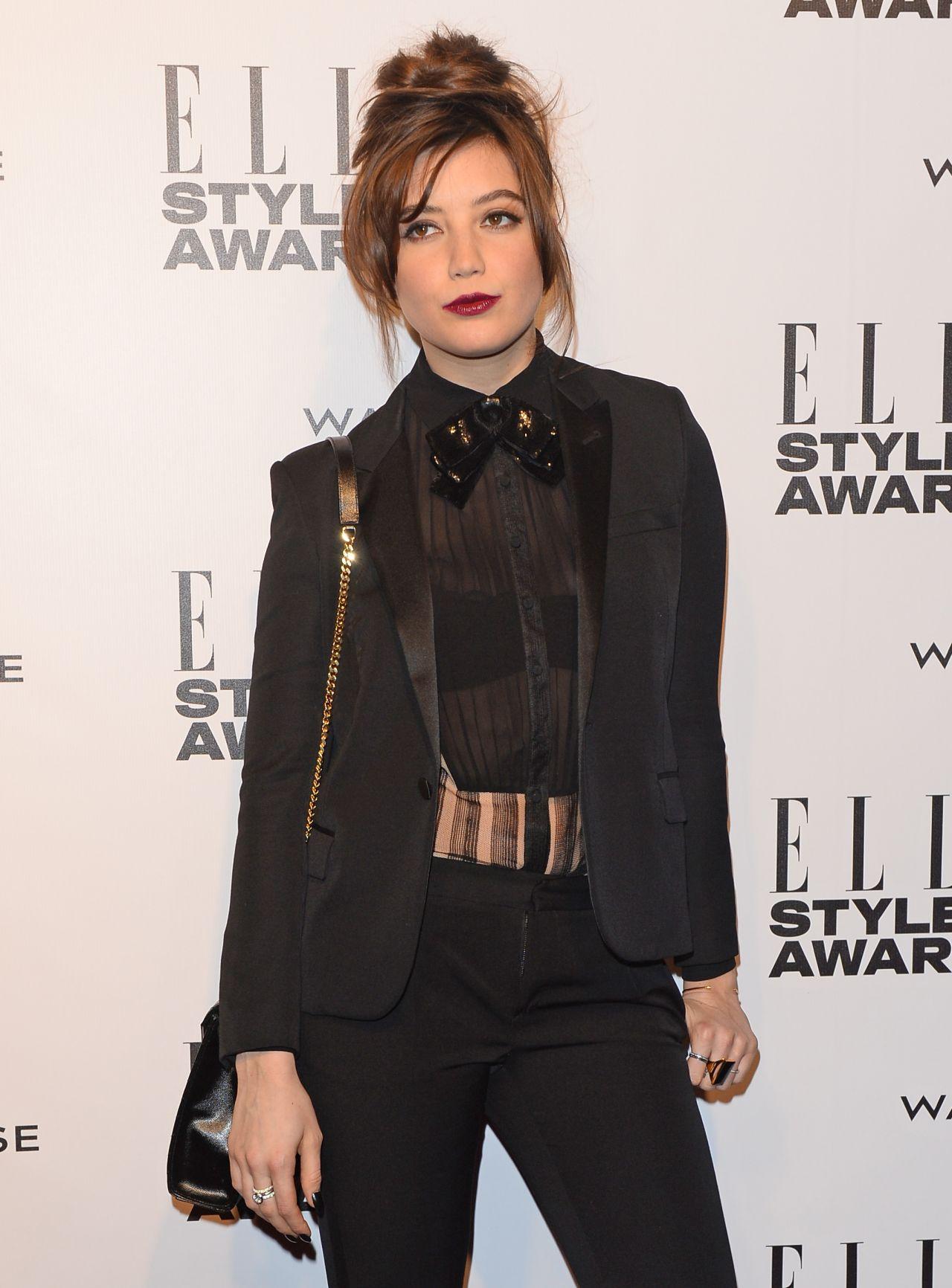 Daisy Lowe – 2014 ELLE Style Awards