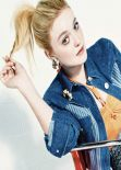 Dakota Fanning - Jalouse Magazine - March 2014 Issue