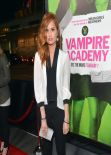 Debby Ryan - VAMPIRE ACADEMY Premiere in Los Angeles