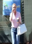 Diane Kruger Casual Style - Out And About In West Hollywood, February 2014