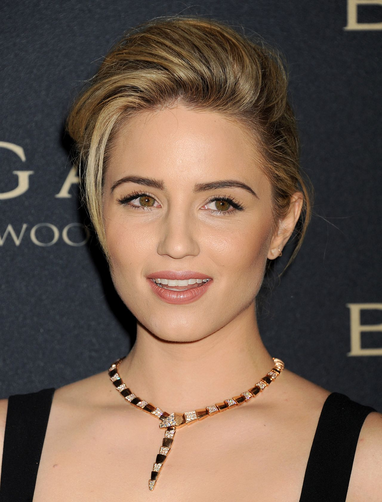 Dianna Agron - Decades of Glamour Event in West Hollywood, Feb. 2014