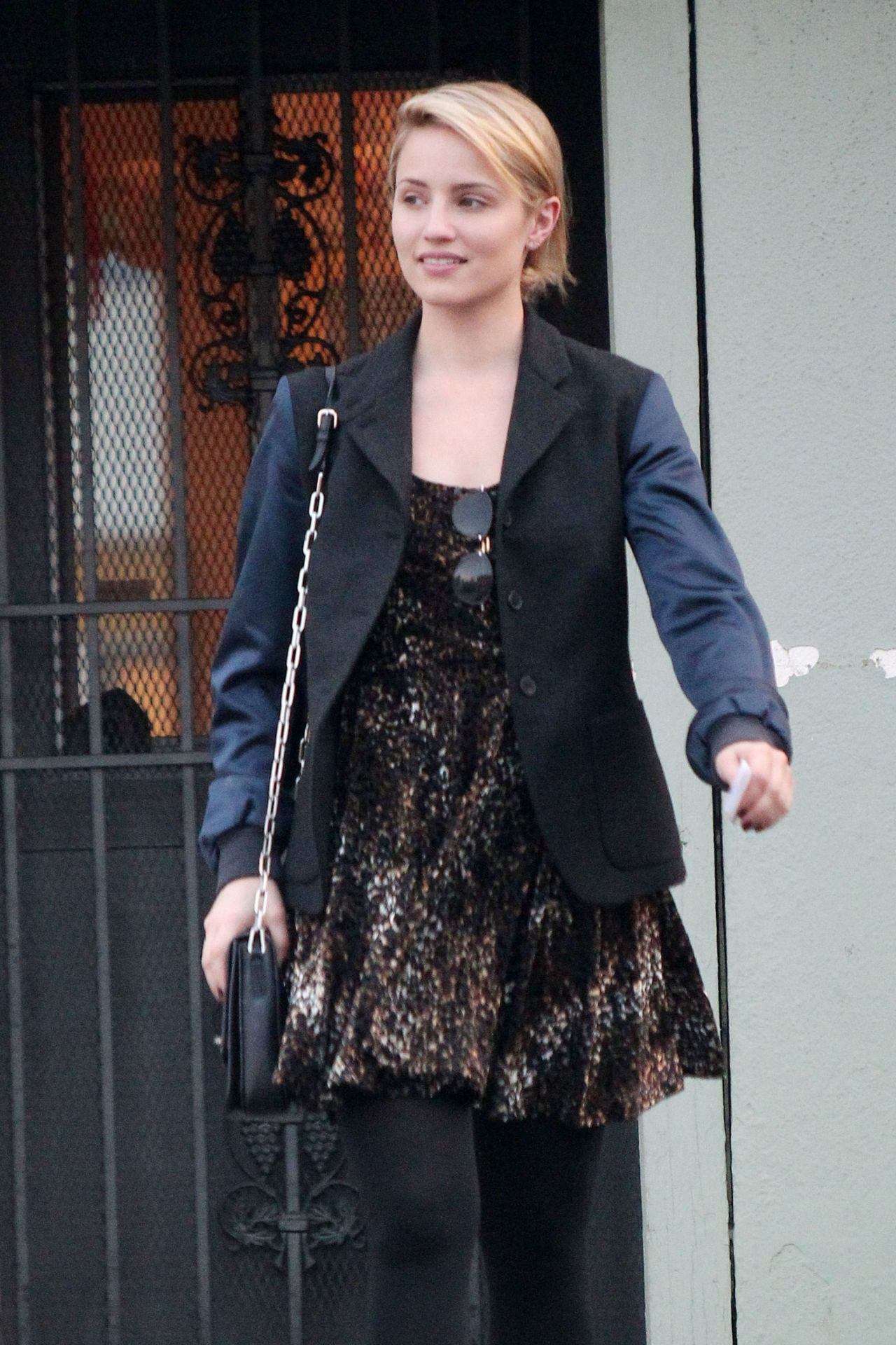Original Dianna Agron Street Style  The Outfit That Will Make You A Believer