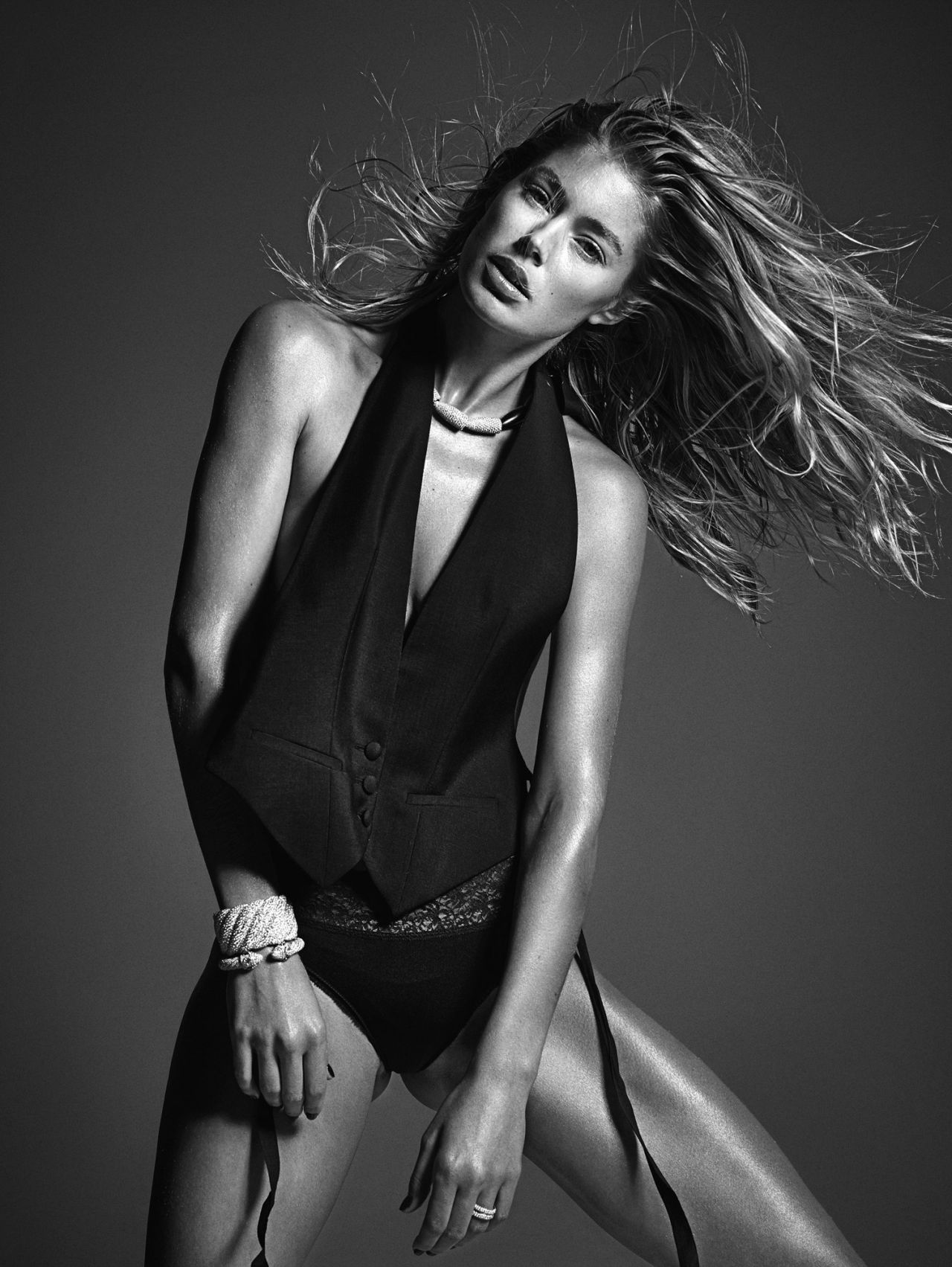 Doutzen Kroes - W Magazine – March 2014 – (by Mario Sorrenti)
