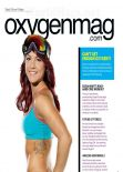 Elena Hight – Oxygen Magazine – February 2014 Issue