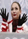 Elene Gedevanishvili - Ladies Short Program – 2014 Sochi Winter Olympics
