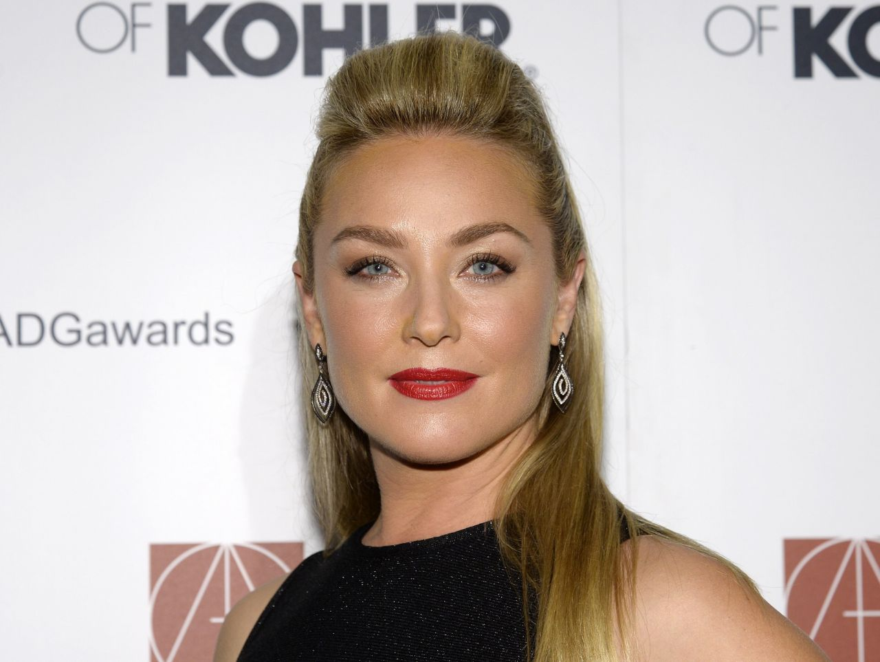 Elisabeth Rohm - ADG Excellence in Production Design Awards - February 2014