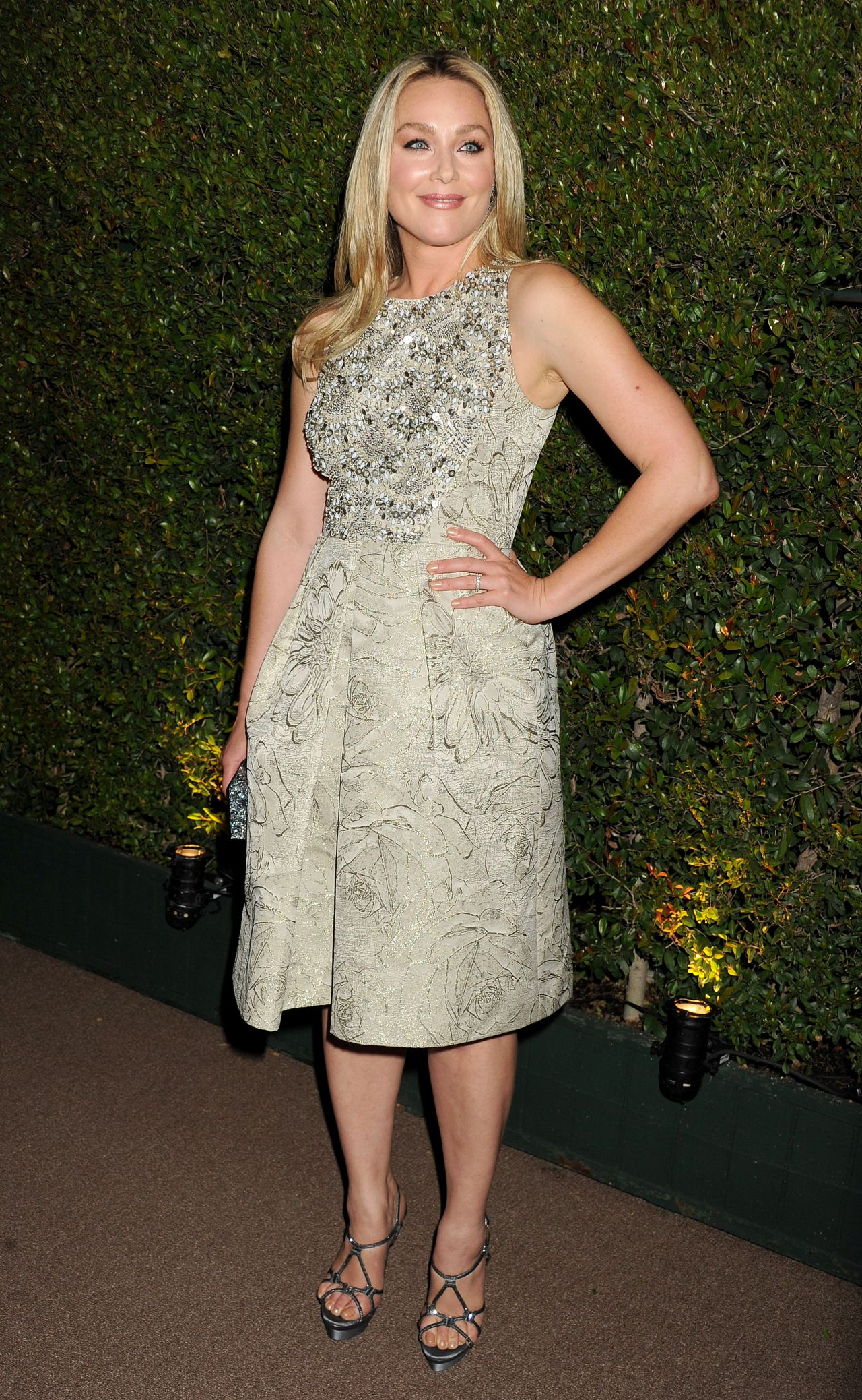 Elisabeth Rohm Vanity Fair Amp Fiat Young Hollywood Event In La February 2014
