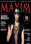 Elisabetta Canalis - MAXIM Magazine - January 2014 Issue