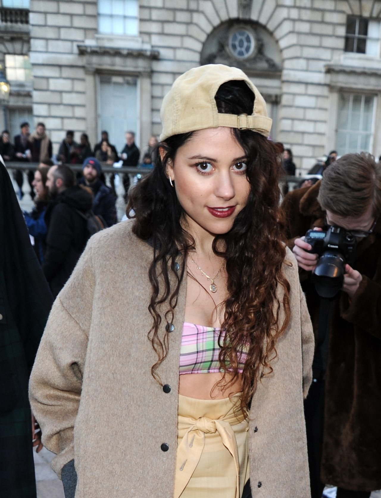 Eliza Doolittle - Vivienne Westwood London Fashion Week Show - February 2014