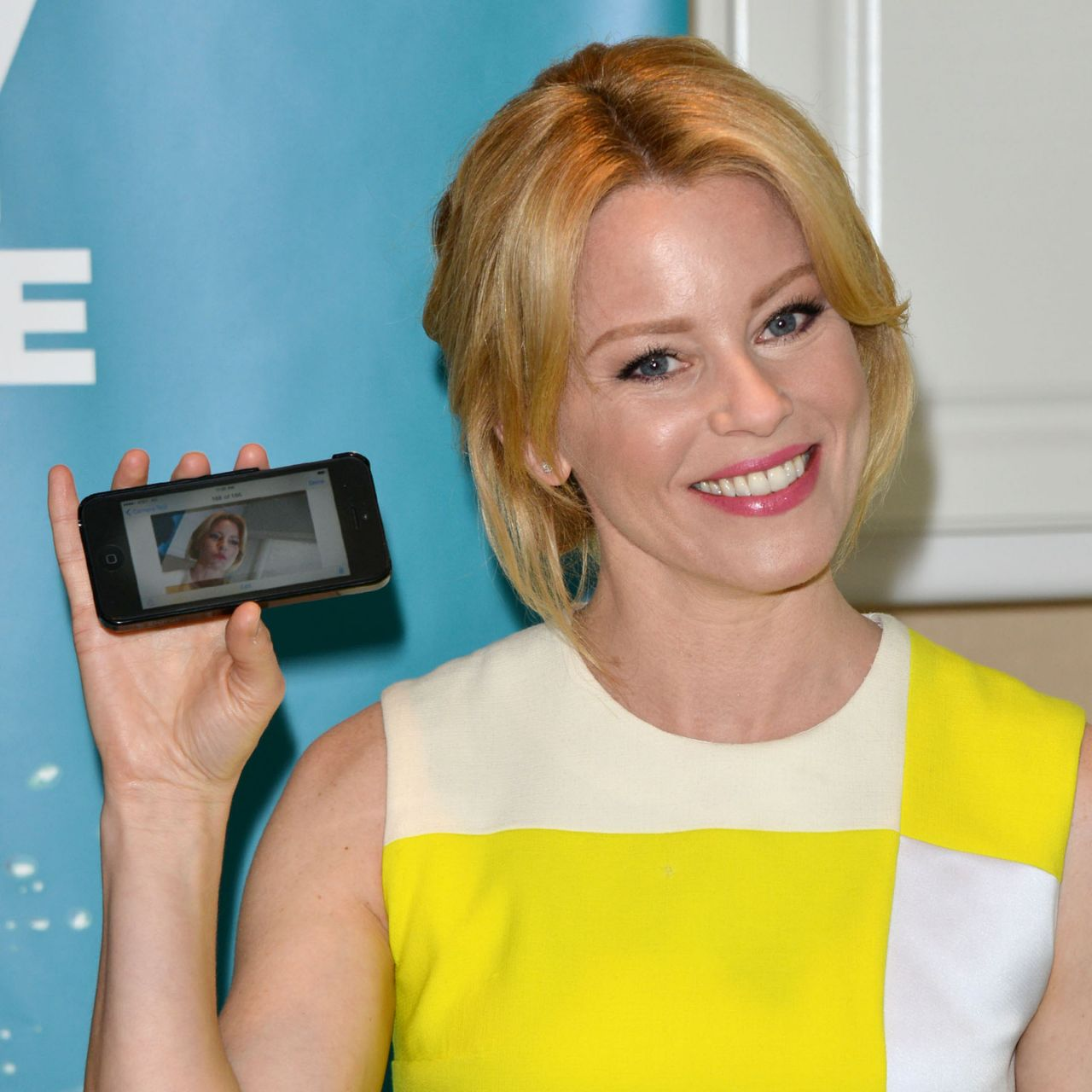 Elizabeth Banks at 2nd Annual Listerine 21-Day Challenge Launch in Inglewood