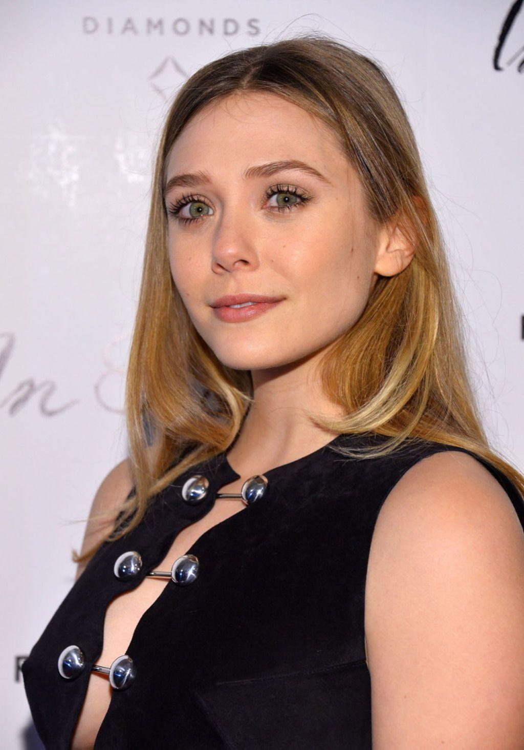 Elizabeth Olsen In Secret Los Angeles Premiere