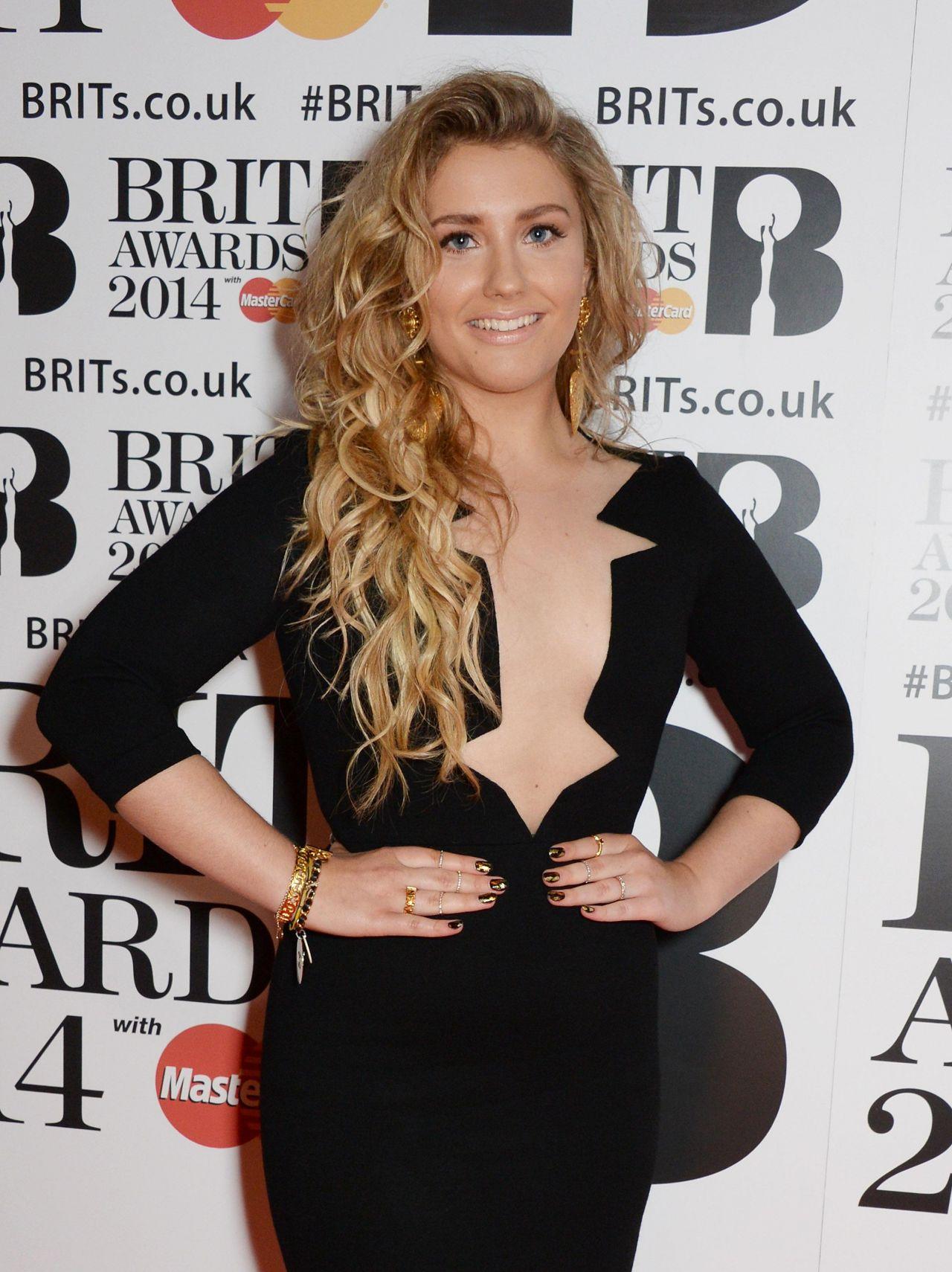 Ella Henderson - 2014 BRIT Awards