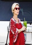 Elsa Pataky - Malibu Design Center in Malibu - February 2014
