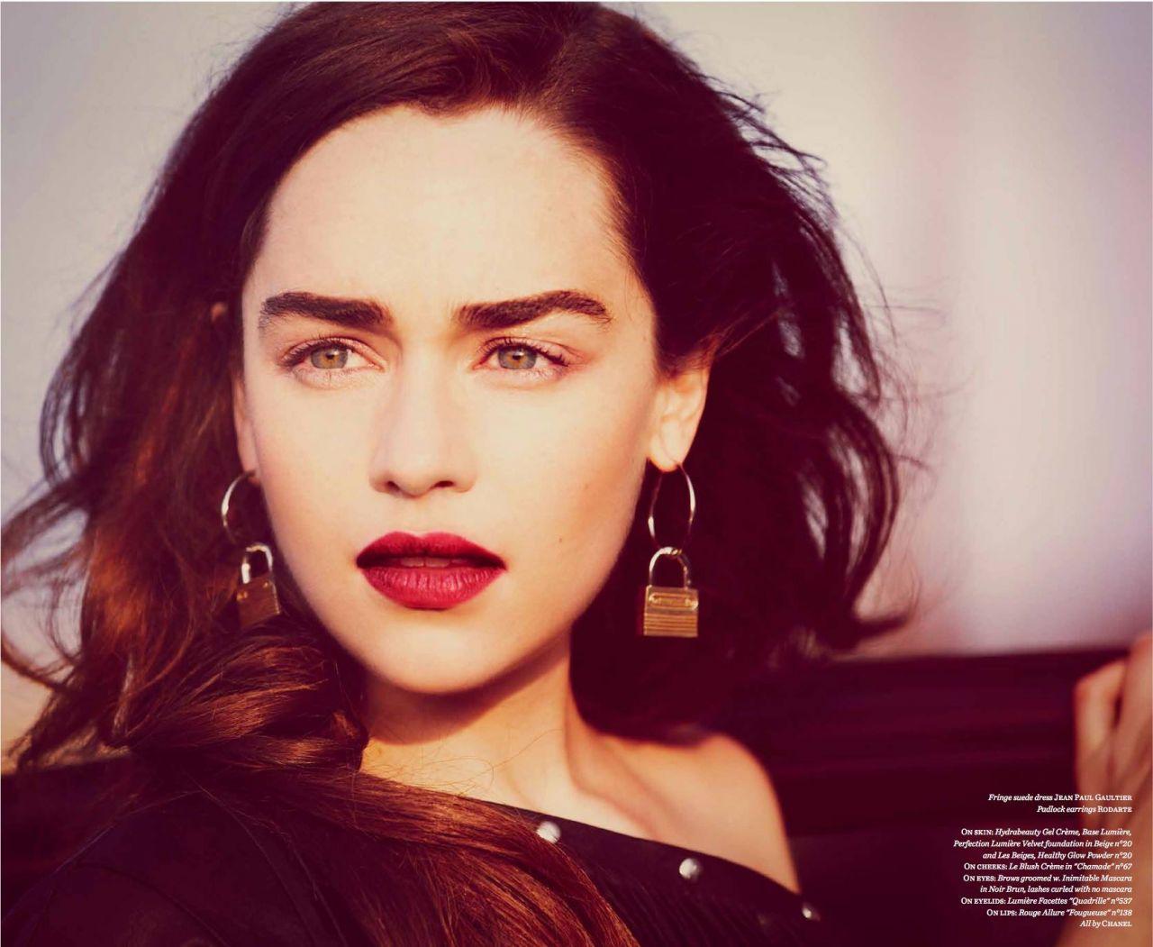 Game of Thrones /სამეფო კარის თამაში  - Page 12 Emilia-clarke-vs-magazine-spring-2014-issue_3