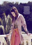 Emily Browning - InStyle Magazine (Australia) - March 2014 Issue