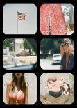Emily Ratajkowski - Minimale Animale 'Point Dume' Spring 2014 Campaign