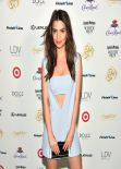 Emily Ratajkowski - Sports Illustrated Swimsuit South Beach Soiree in Miami - Feb. 2014