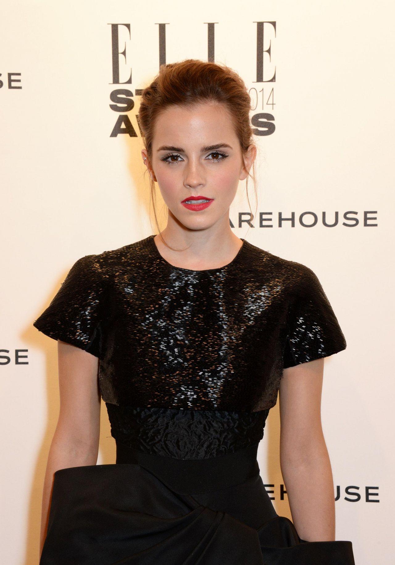 Emma Watson Hollywood Actress 40 Fantastic Photos: London, February 2014