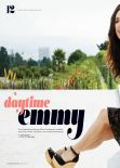 Emmy Rossum - Natural Health Magazine - March/April 2014 Issue