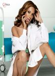 Erica Mena – Smooth Magazine – Issue 60