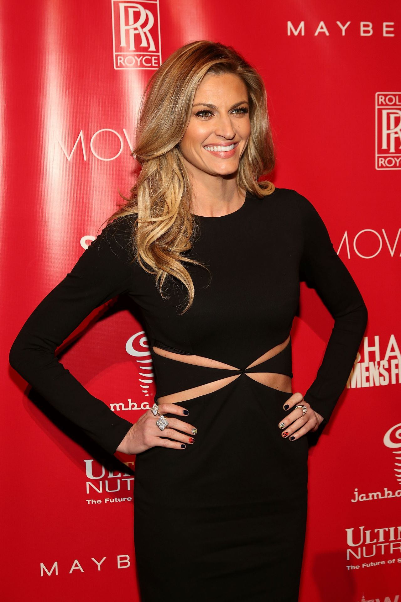 Erin Andrews - 2014 Shape & Men