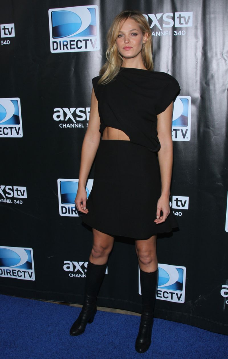 Erin Heatherton - 2014 DirecTV Super Saturday Night in New York