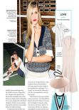 Eugenie Bouchard - FLARE Magazine (Canada) - March 2014 Issue