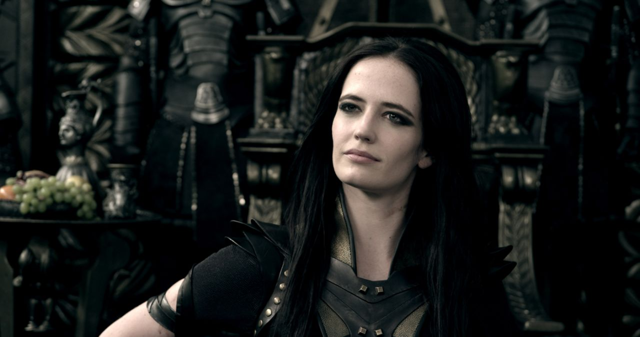 Eva Green - 300: Rise of an Empire Promo Photos
