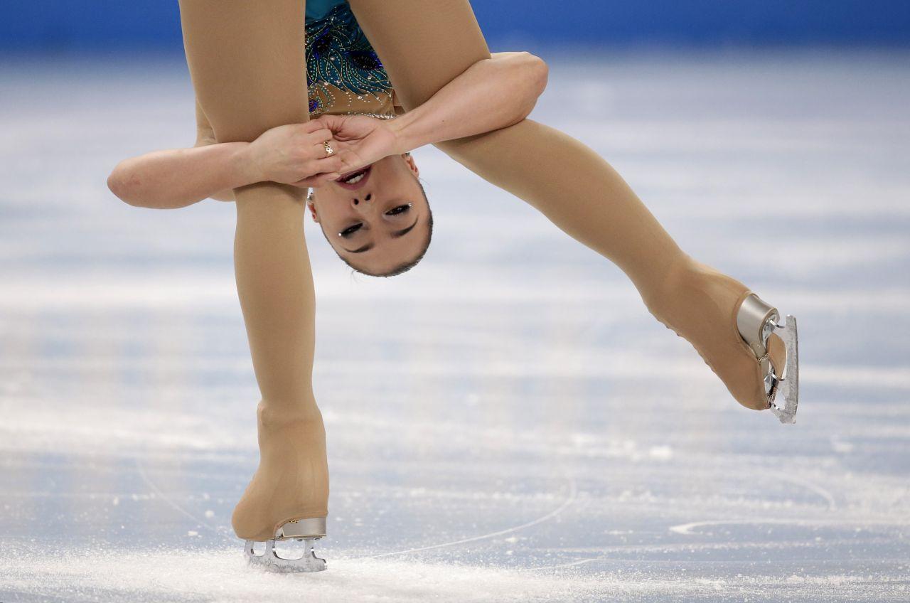 gabrielle daleman 2014 sochi winter olympics