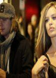 Georgia May Jagger - The Versace Fall/Winter 2014 Show  - Milano Fashion Week