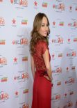 Giada De Laurentiis - Go Red for Women Show in New York City - February 2014