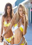 Gigi Hadid in Bikini - Sports Illustrated 2014 Swimsuit Issue