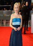 Gillian Anderson - 2014 BAFTA Awards (Part 2)